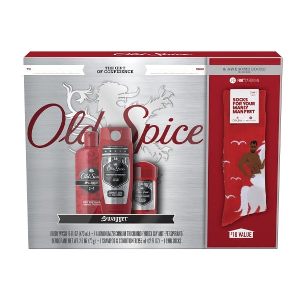 Old Spice Swagger Holiday Gift Pack