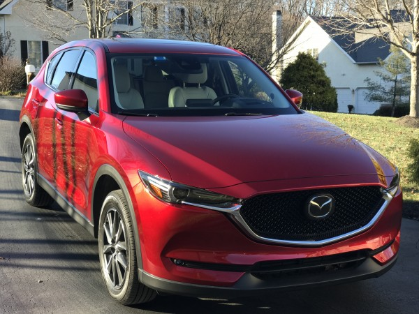 2017 Mazda CX-5 AWD Video Review and Photos