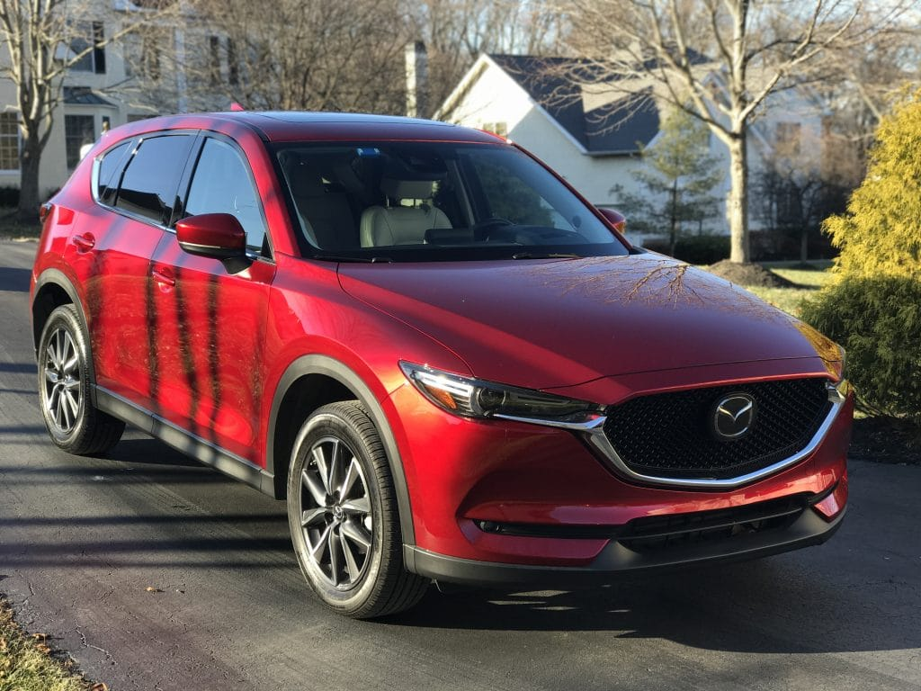 2017 Mazda CX-5 AWD Video Review