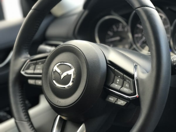 Heated Steering Wheel Mazda CX-5