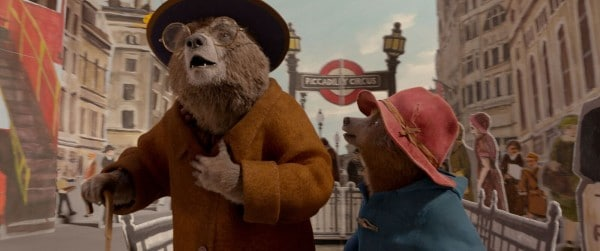 Paddington 2 london scene
