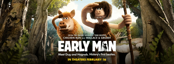 Free Printable Early Man Coloring Pages and Activity Book