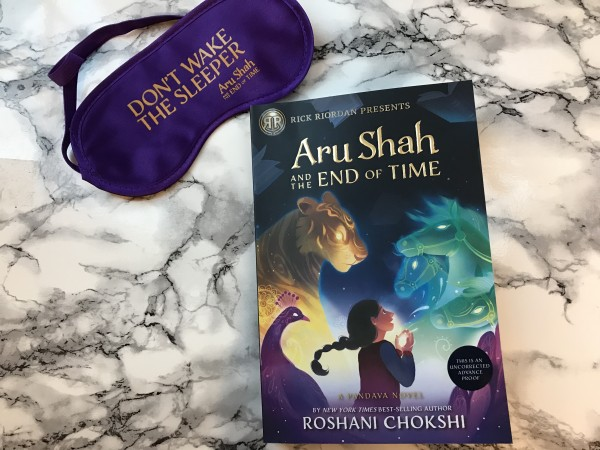 Aru Shah and the End of Time Book Review