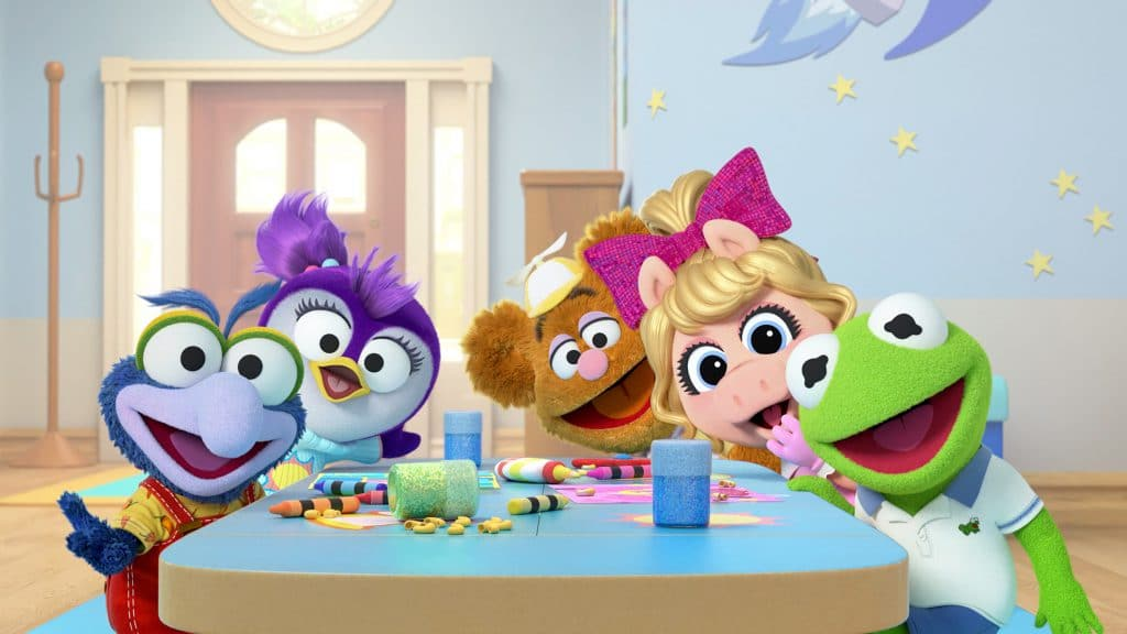 Reimagined Muppet Babies Premiere March 23rd