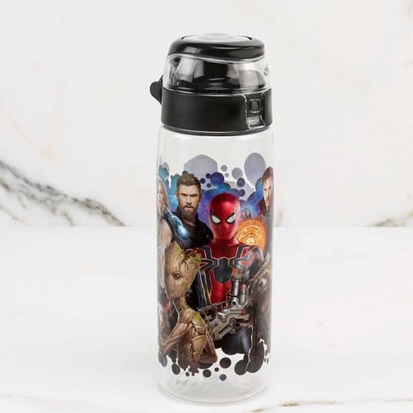 Avengers Infinity War Water Bottle