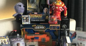 New Avengers Infinity War Toys and Products