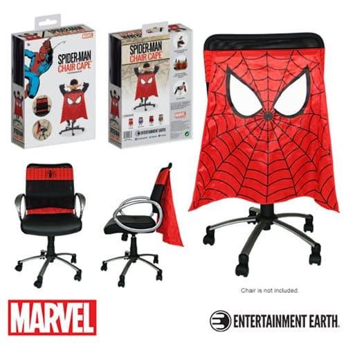 SpidermanChair Cape