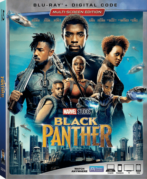 Black Panther Multi_Screen Box Art