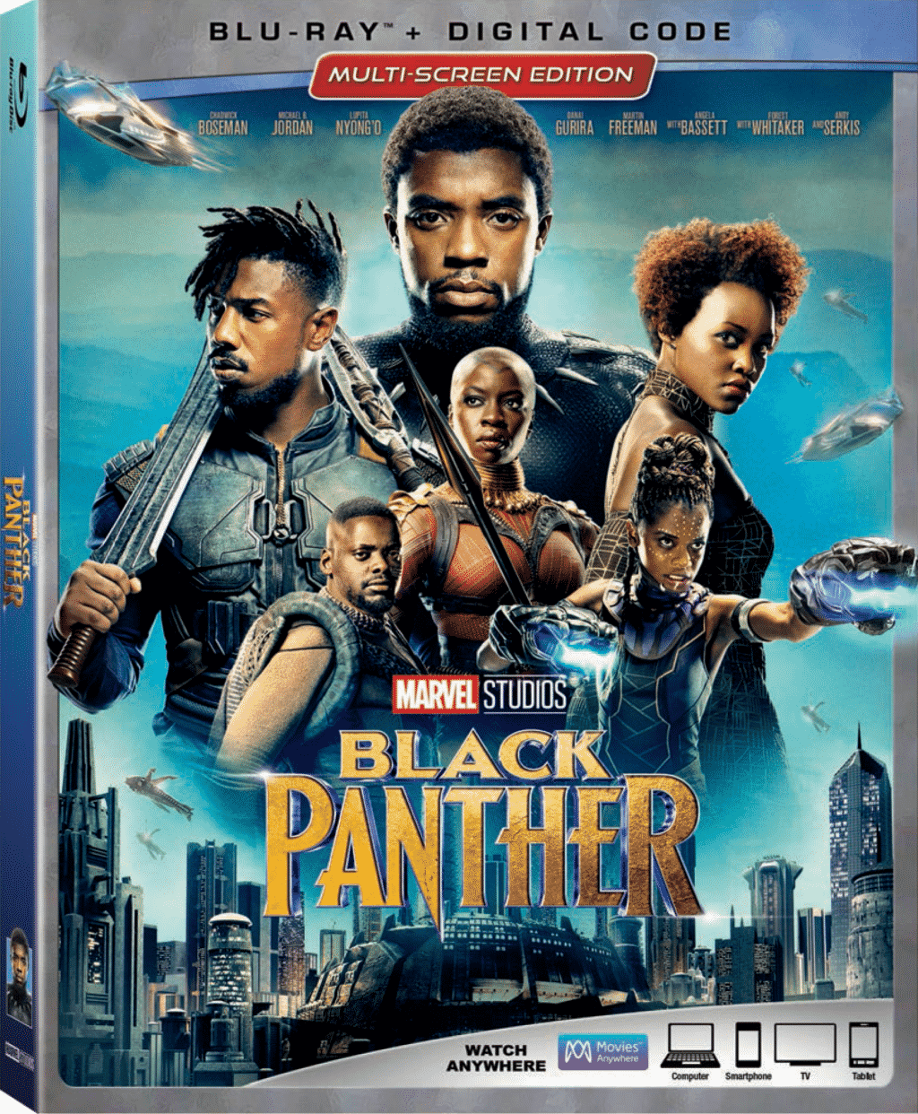 Inside Scoop Interview with Black Panther's Executive Producer Nate Moore