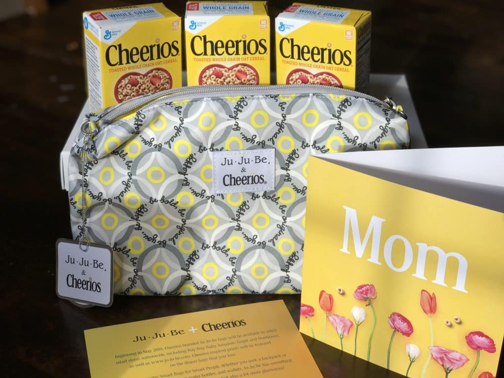 Ju-Ju-Be and Cheerios Create Adorable New Designs
