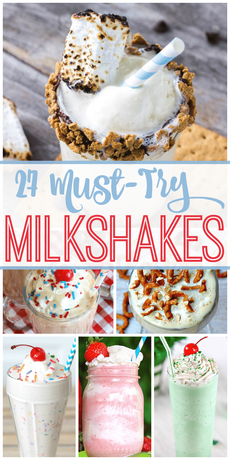 Must Try 27 Best Milkshake Recipes Classy Mommy