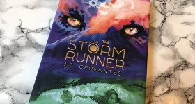 Storm Runner Book Review