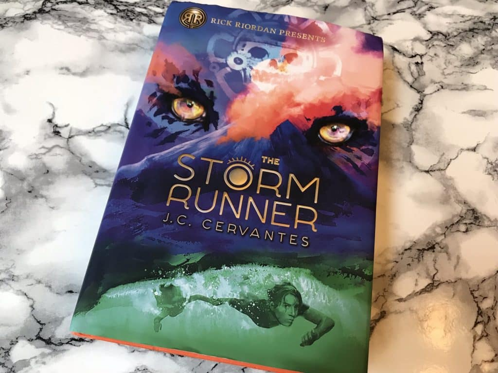 Storm Runner Book Review