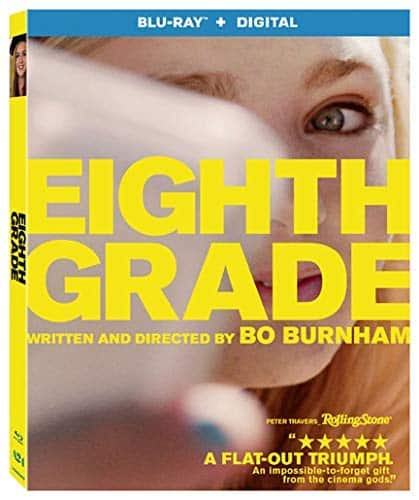 Eight Grade DVD