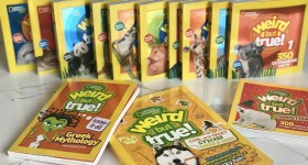 National Geographic Kids Weird But True Giveaway