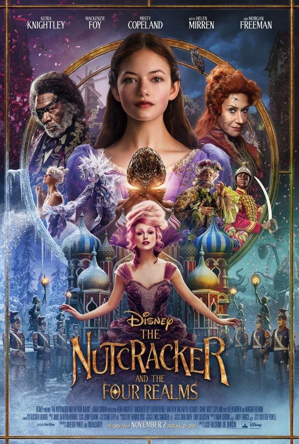 Nutcracker Movie Poster