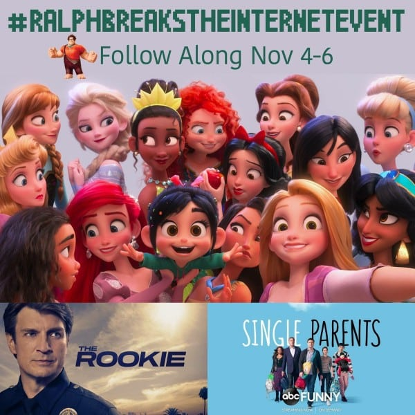 #RalphBreakstheInternetEvent LOGO