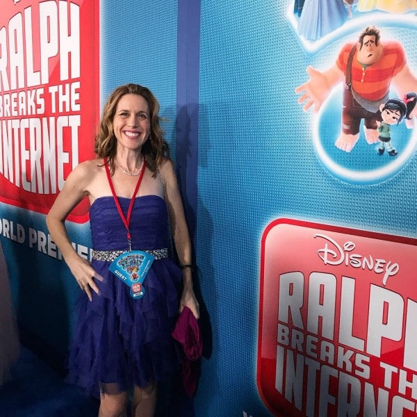 Ralph Breaks the Internet Premiere