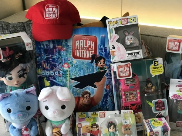New Toys Galore for Ralph Breaks the Internet