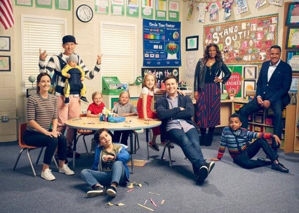 bloggers with Single Parents Cast