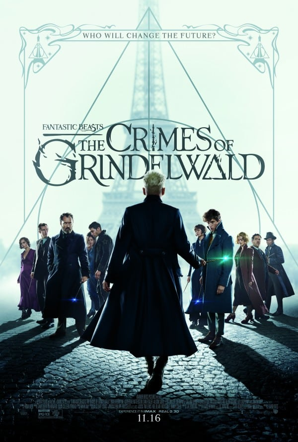 Crimes of Grindelwald is AMAZING