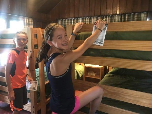 Phantom Ranch Cabin Tour Video and Photos
