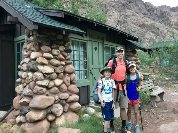 Phantom Ranch Cabin Tour Video and Photos
