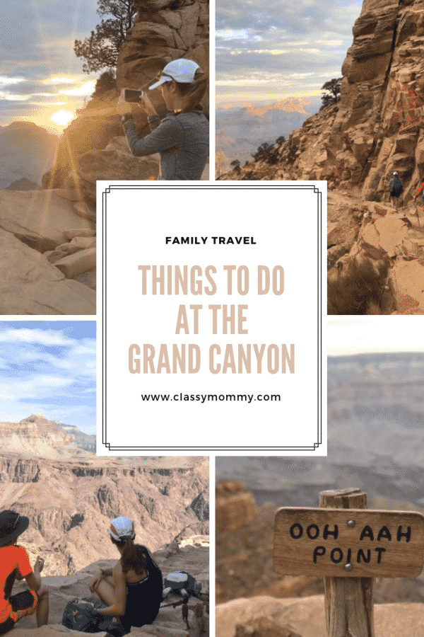 Top 10 Things To Do at the Grand Canyon