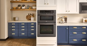LG Combination Double OVEN