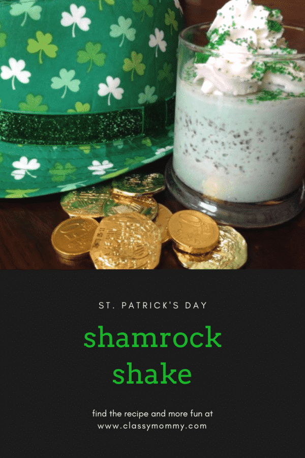 How to Make a Copycat Shamrock Shake Recipe for St Patrick's Day