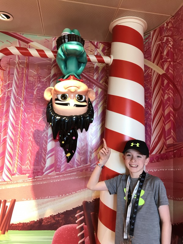 Vanellope's Sweets & Treats Video Tour
