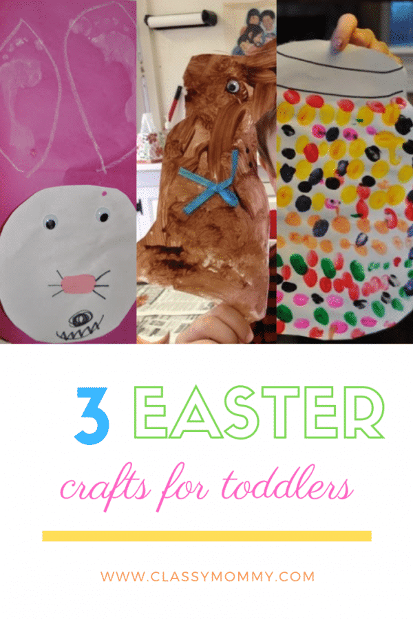 Easy Easter Crafts for Preschoolers