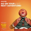 Missing Link Frontier Airlines Giveaway
