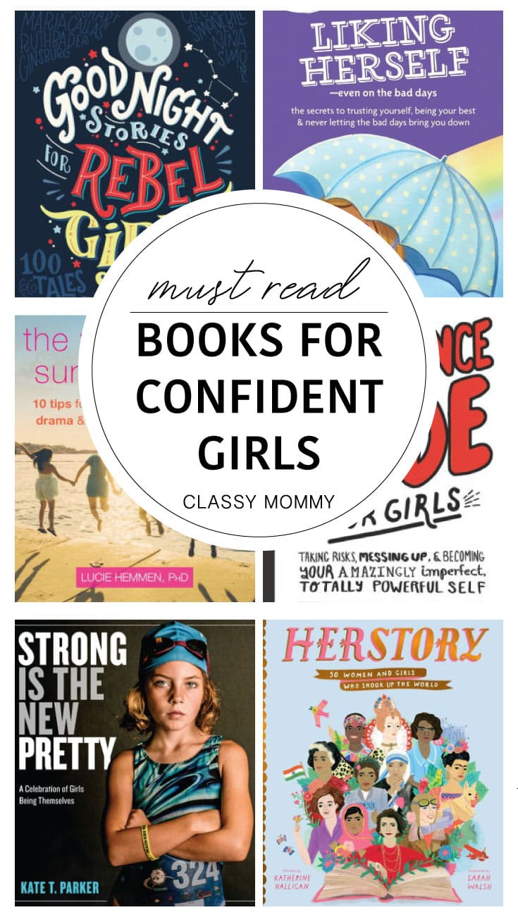 Top 7 Best Books to Raise Confidence in Girls