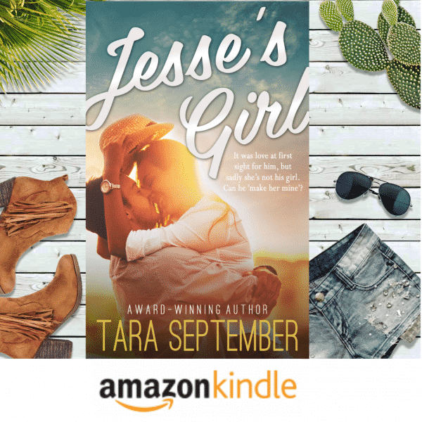 Jesse's Girl by Tara September
