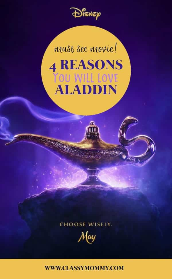 4 Reasons You'll Love Aladdin