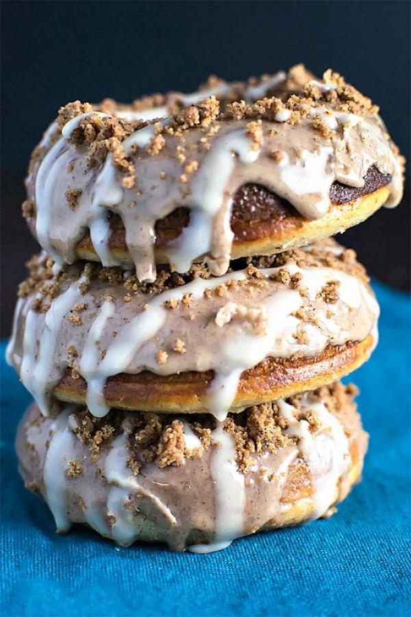 1-Homemade Hooplah Cinnamon-Bun-Style-Baked-Donuts