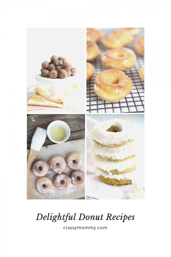 Best Delightful Donut Recipes
