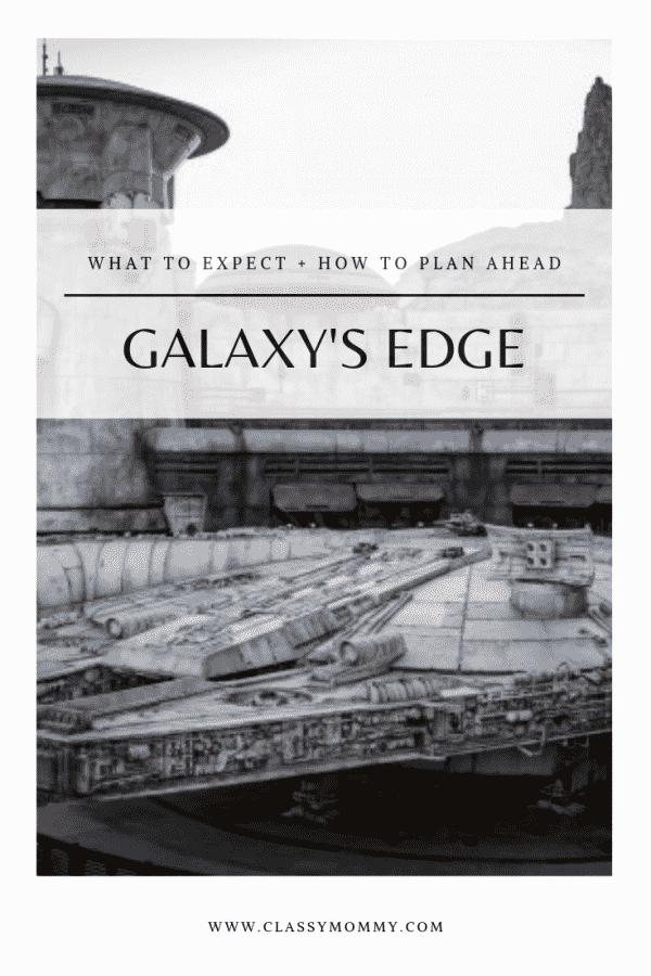Galaxy's Edge Crowds
