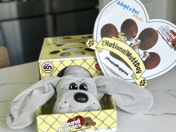 Original Pound Puppies Hit Stores in August