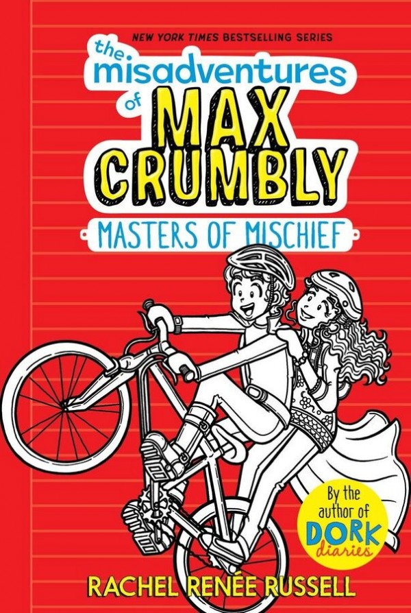 Max Crumbly New Book