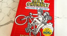 Max Crumbly Book Cover