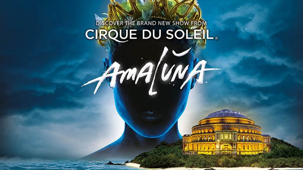 Cirque du Soleil AMALUNA Coupon Code