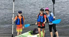 Kayaking in Yellowstone Country