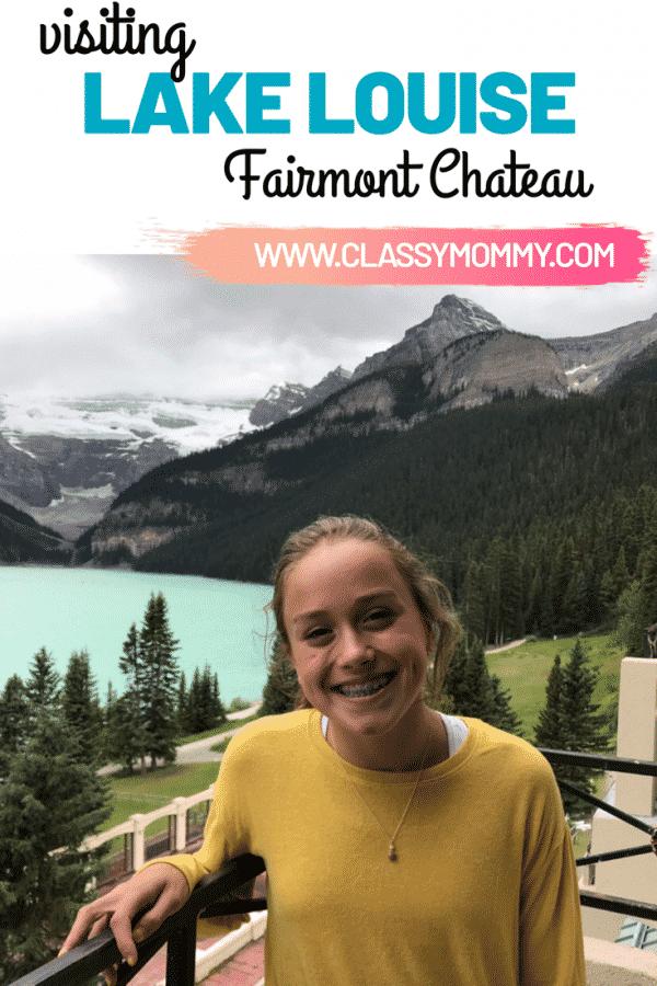 Fairmont Chateau Lake Louise Lakeview Room Tour