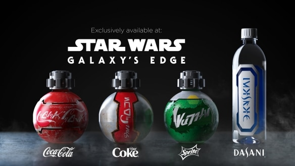 Galaxy's Edge Beverages