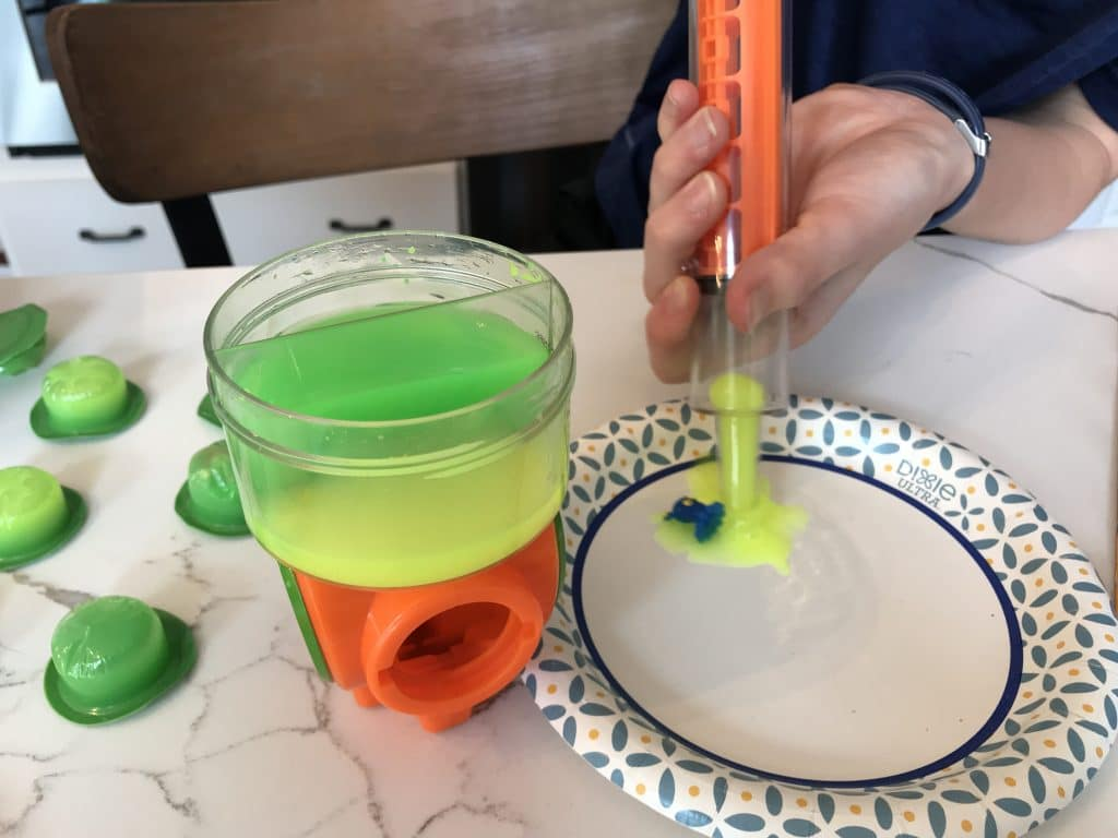 Pop Pops Snotz Slime Slammer Hammer Review