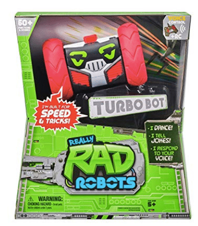 Really Rad Robots Turbo Bot Demo and First Look Review