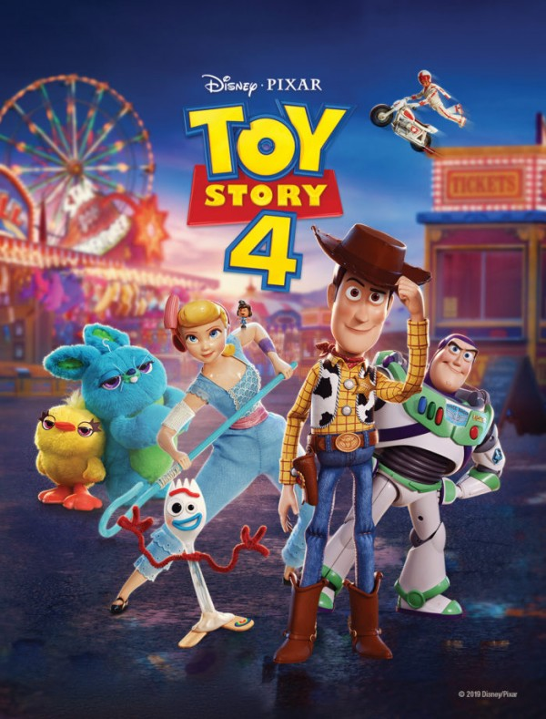 Toy Story 4 Digital Code Giveaway