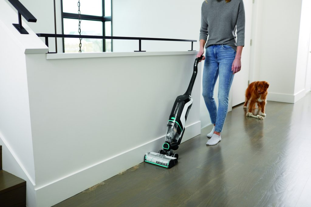 Bissell Crosswave Cordless Max Vacuum For The Cleaning Win
